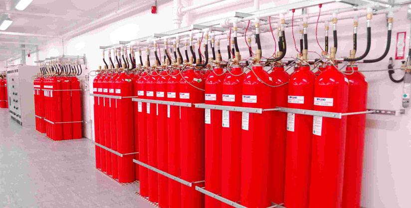 gassläcksystem